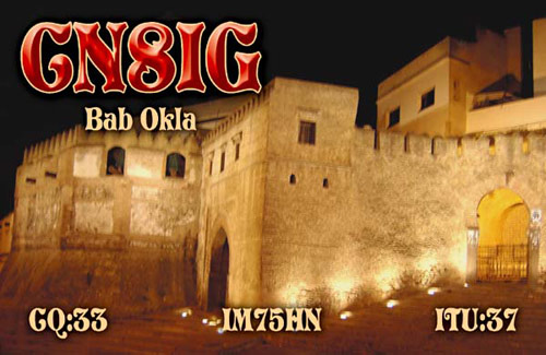 QSL image for CN8IG