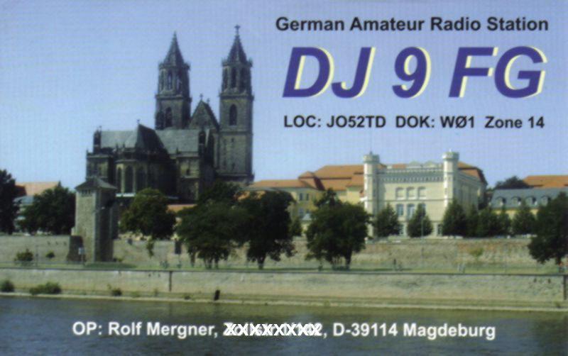 QSL image for DJ9FG