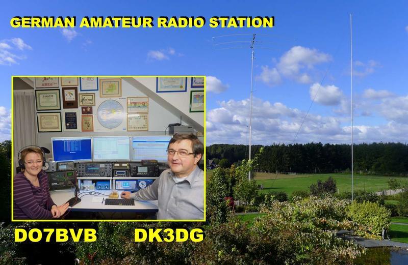 QSL image for DK3DG