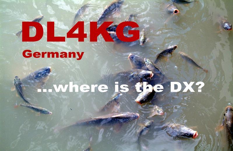 QSL image for DL4KG