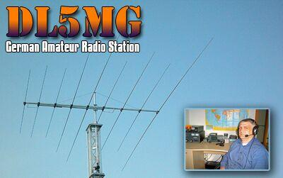 QSL image for DL5MG