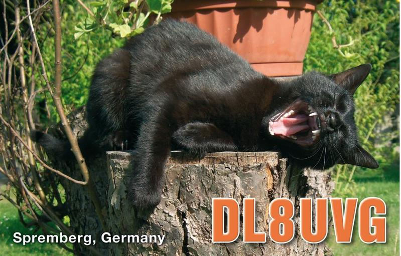 QSL image for DL8UVG