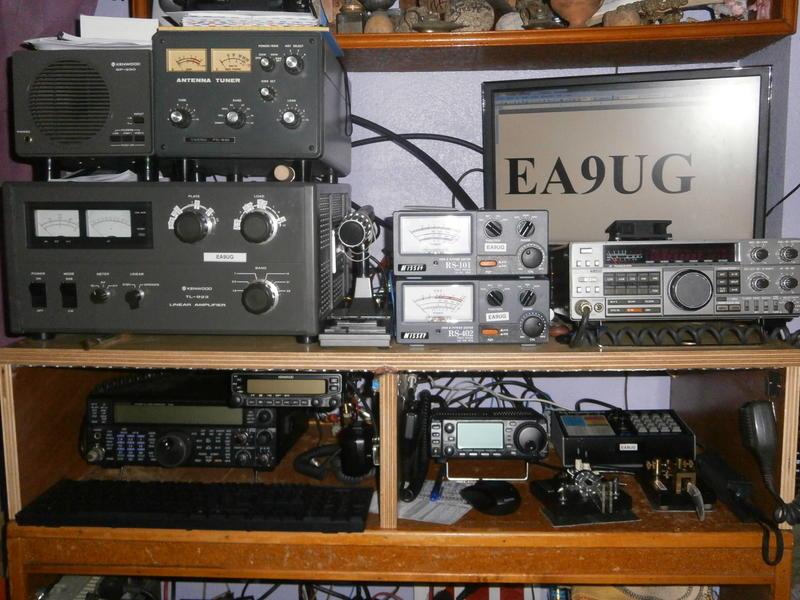 QSL image for EA9UG