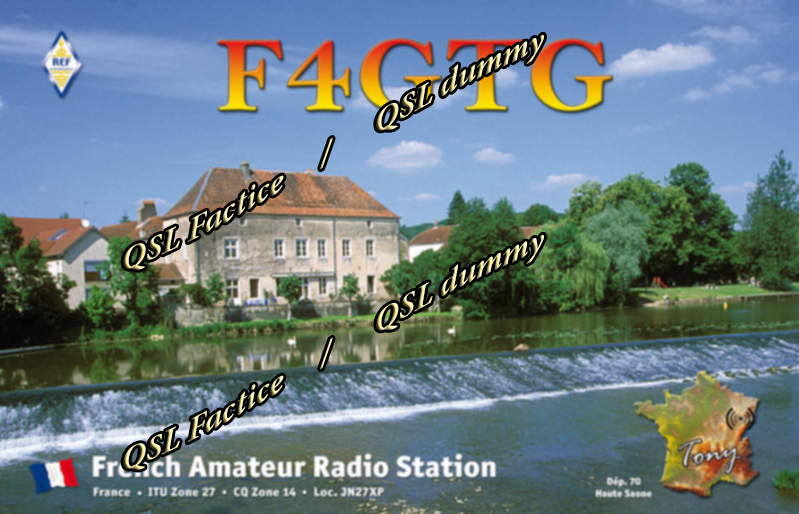 QSL image for F4GTG