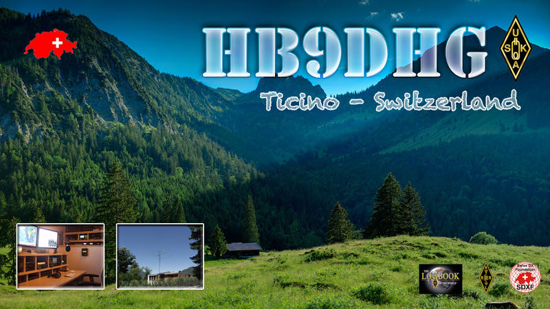 QSL image for HB9DHG