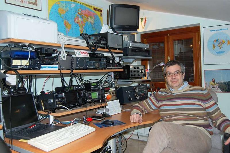 QSL image for IK0PRG