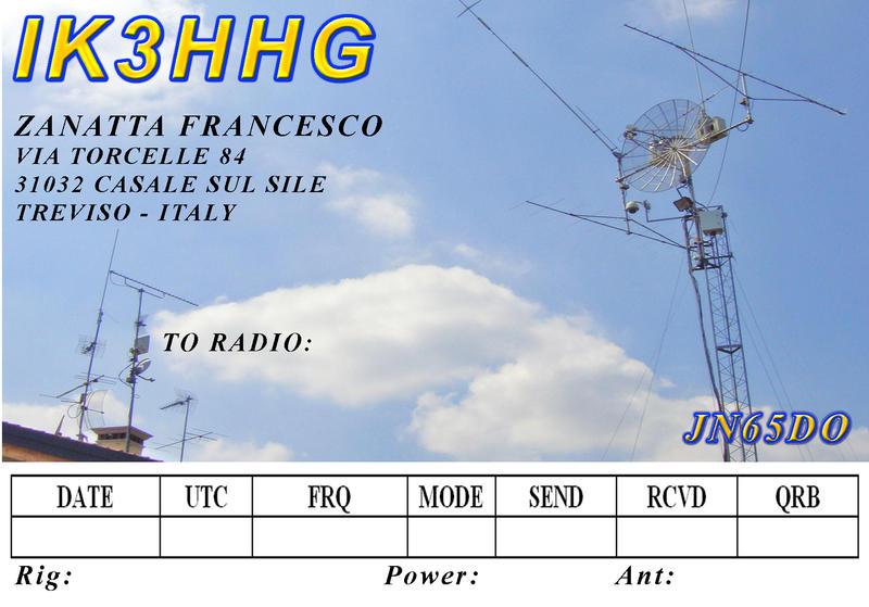 QSL image for IK3HHG