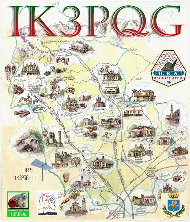 QSL image for IK3PQG