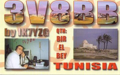 QSL image for IK7YZG
