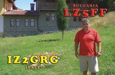 QSL image for IZ2GRG