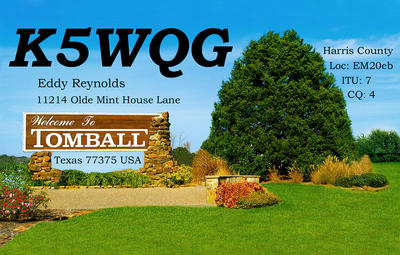 QSL image for K5WQG