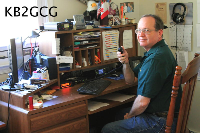QSL image for KB2GCG