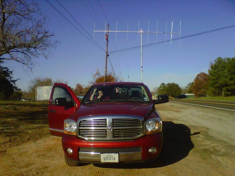 Working VHF FM Society Simplex Challenge