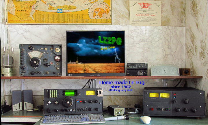 QSL image for LZ2PG