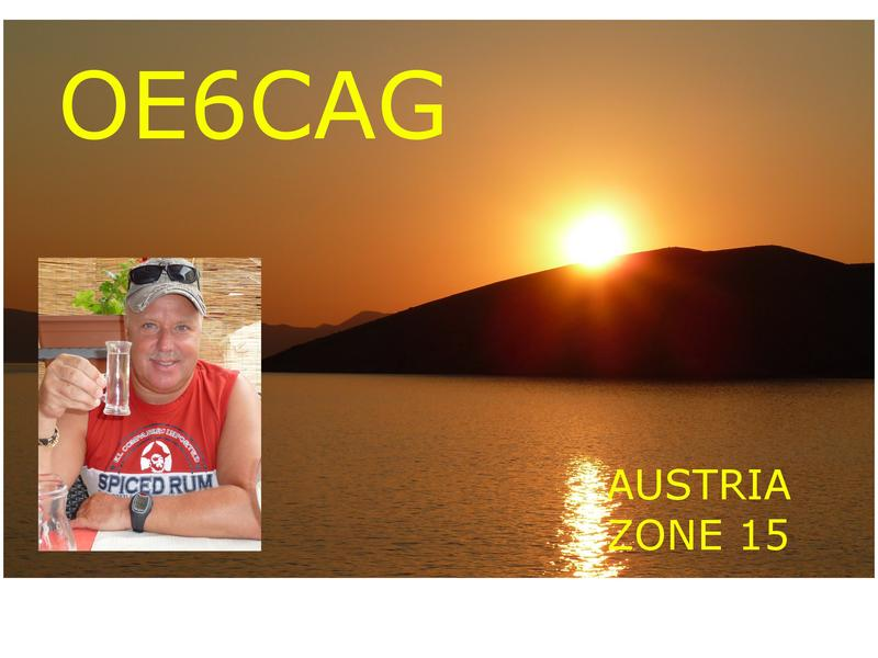 QSL image for OE6CAG