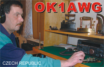 QSL image for OK1AWG