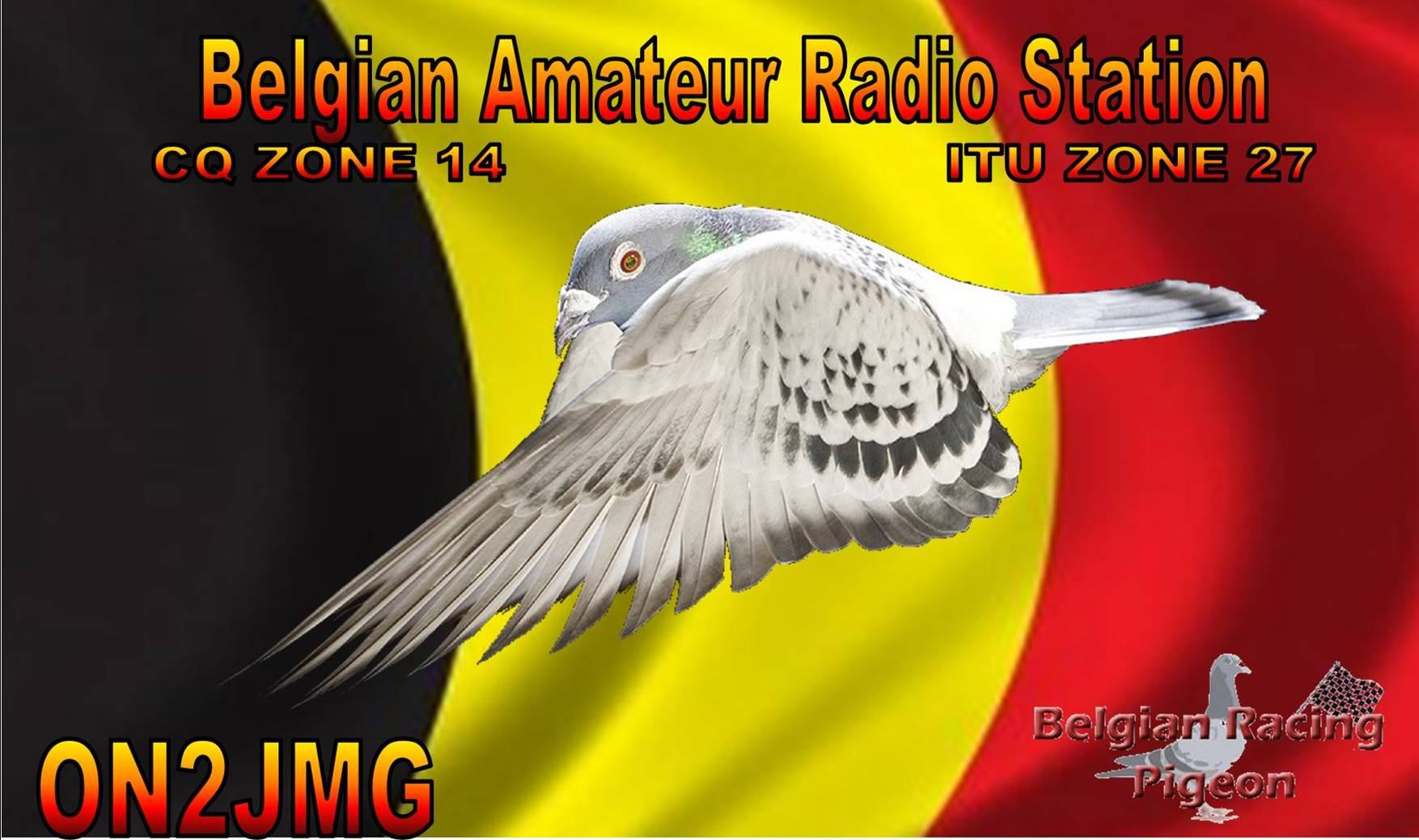 QSL image for ON2JMG