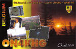 QSL image for ON4KHG