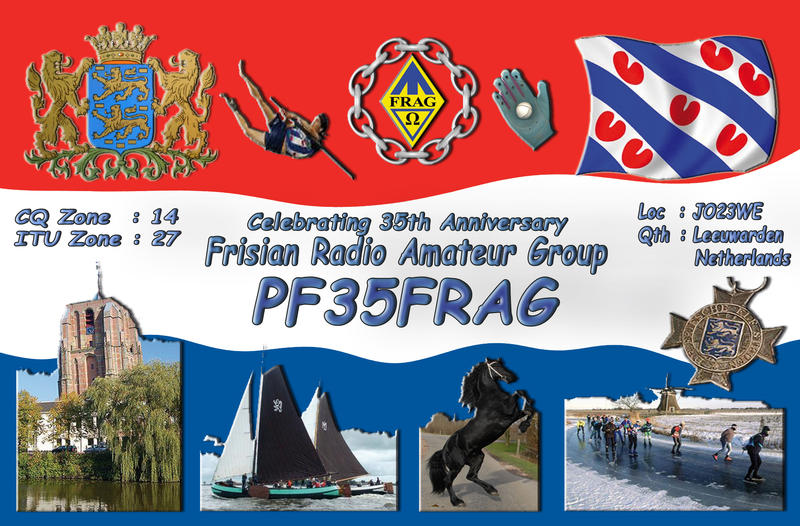 QSL image for PF35FRAG