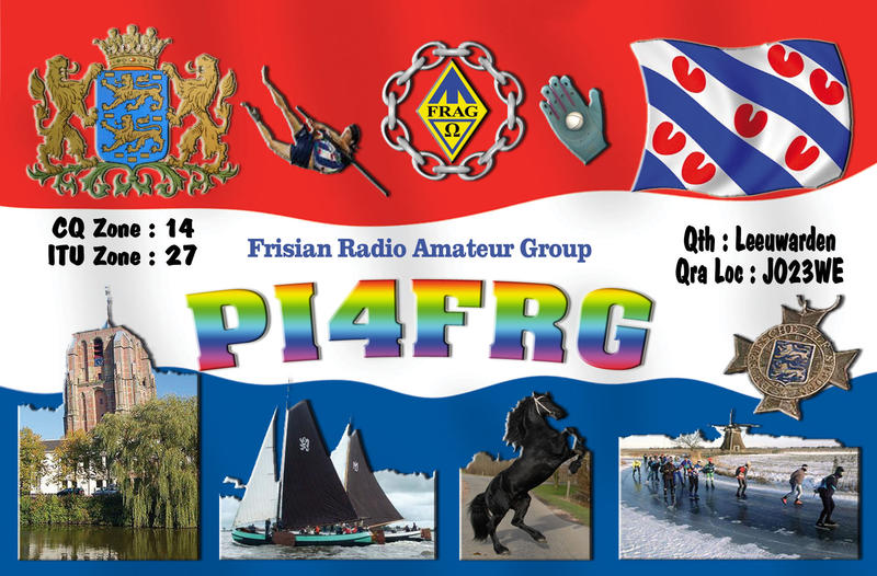 QSL image for PI4FRG