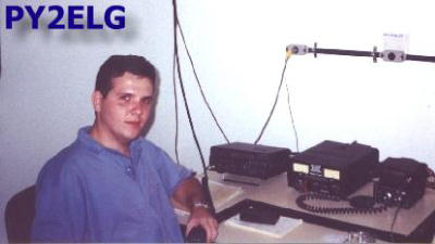 QSL image for PY2ELG