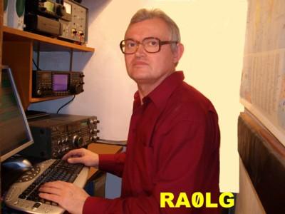 QSL image for RA0LG