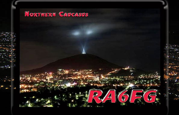QSL image for RA6FG