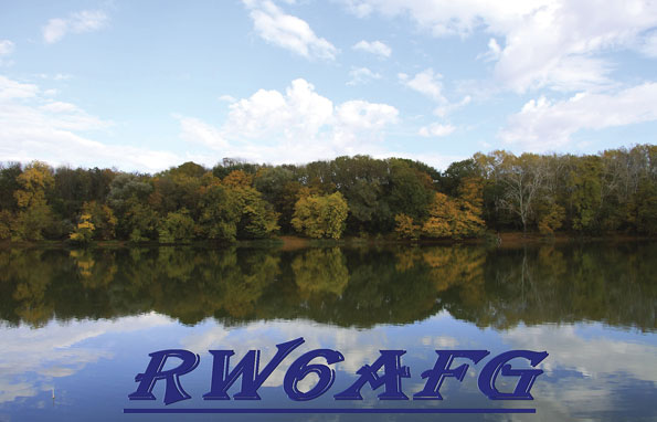 QSL image for RW6AFG