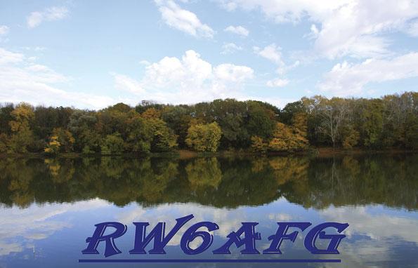 QSL image for RW6AFG