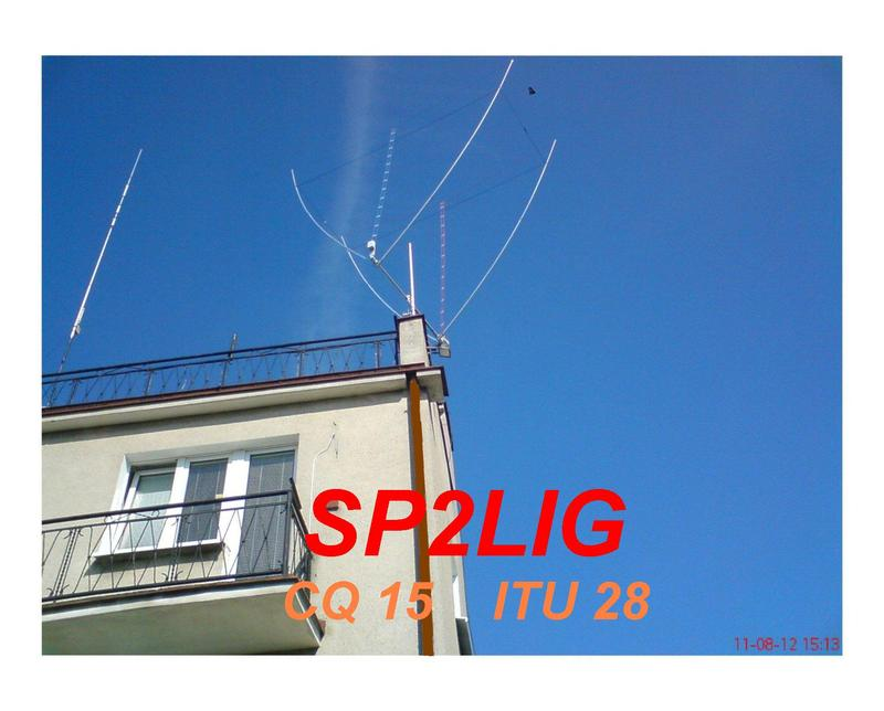 QSL image for SP2LIG