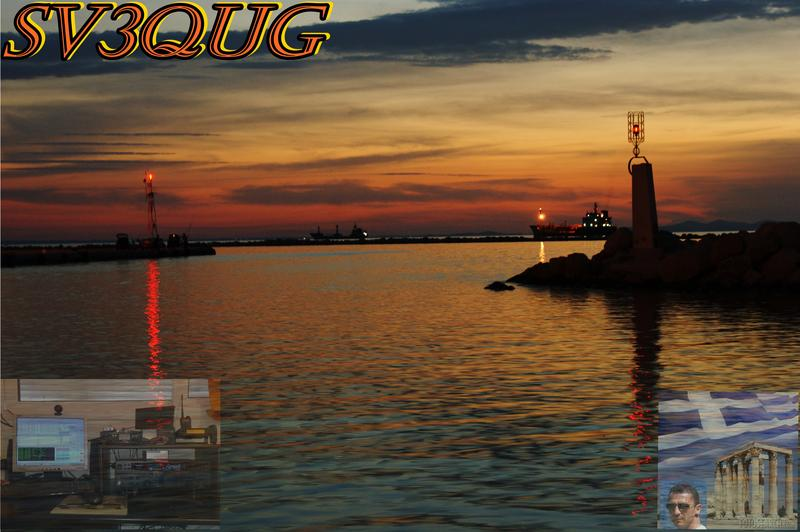 QSL image for SV3QUG