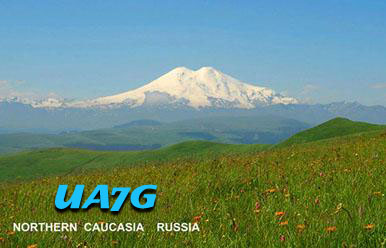 QSL image for UA7G