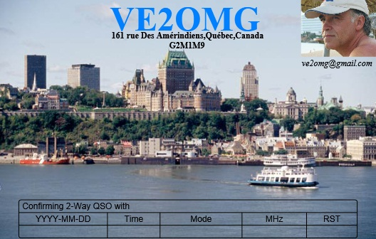 QSL image for VE2OMG