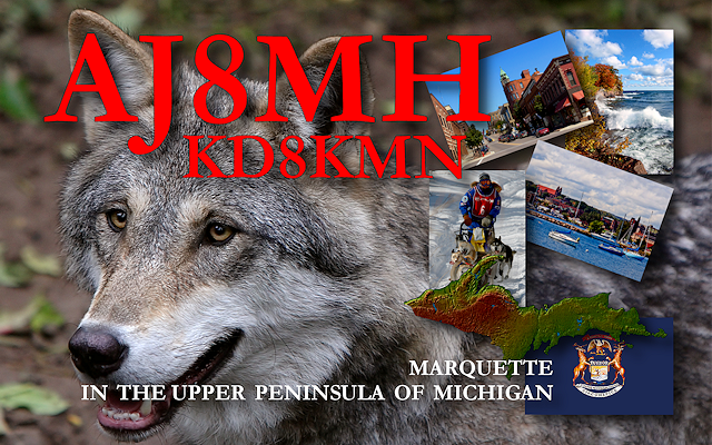 QSL image for AJ8MH