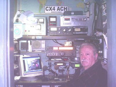QSL image for CX4ACH