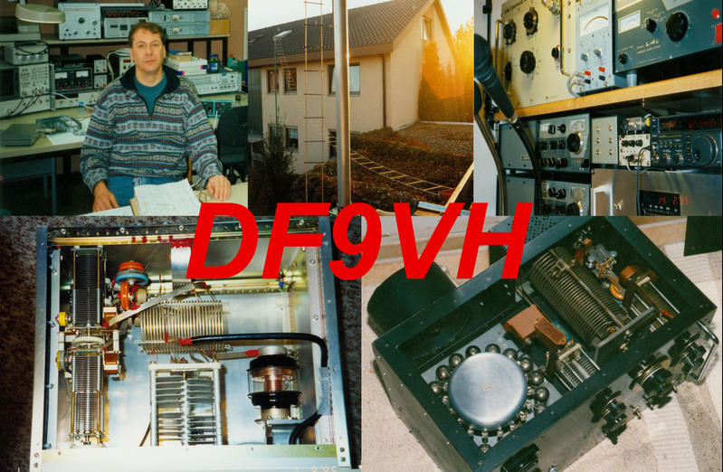 QSL image for DF9VH