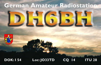QSL image for DH6BH
