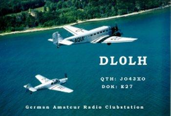QSL image for DL0LH