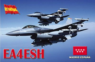 QSL image for EA4ESH
