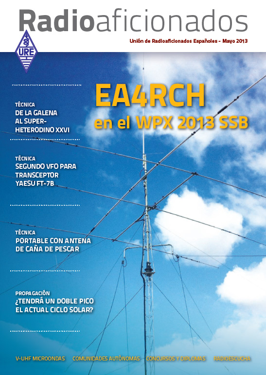 QSL image for EA4RCH