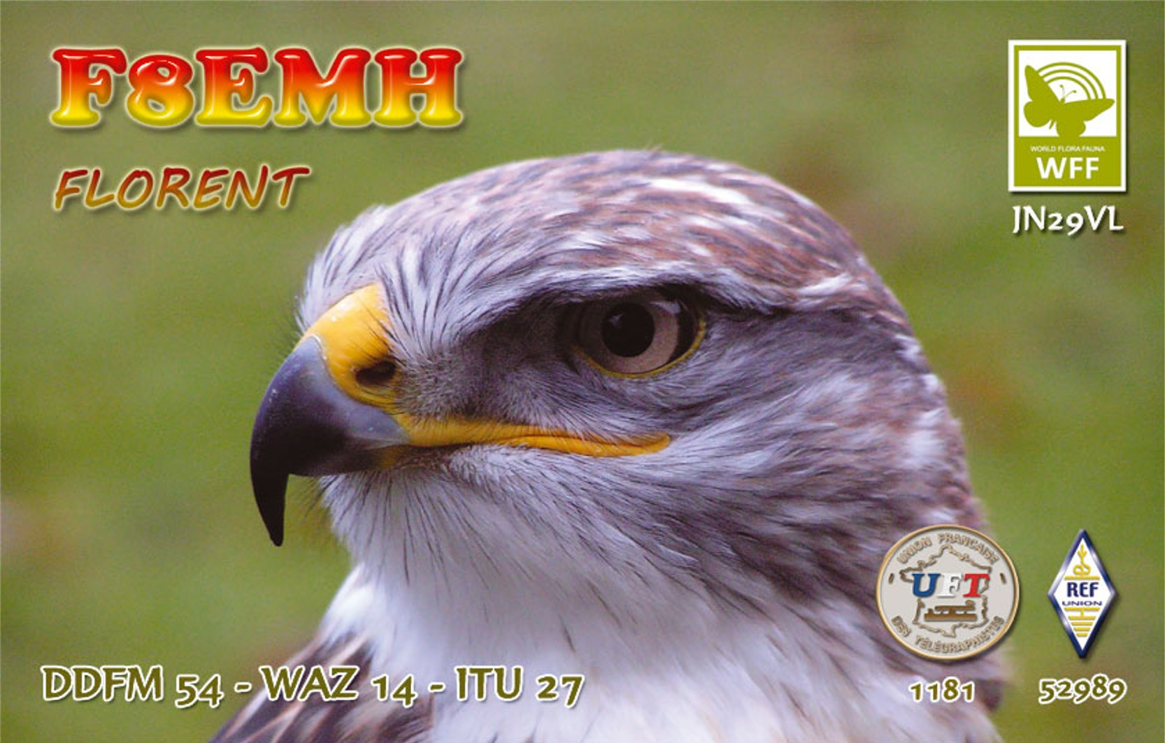 QSL image for F8EMH