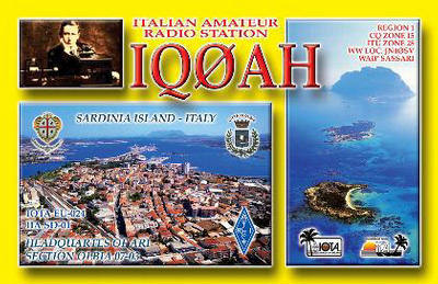 QSL image for IQ0AH