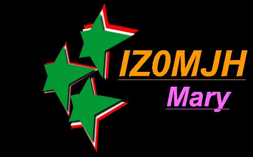 QSL image for IZ0MJH