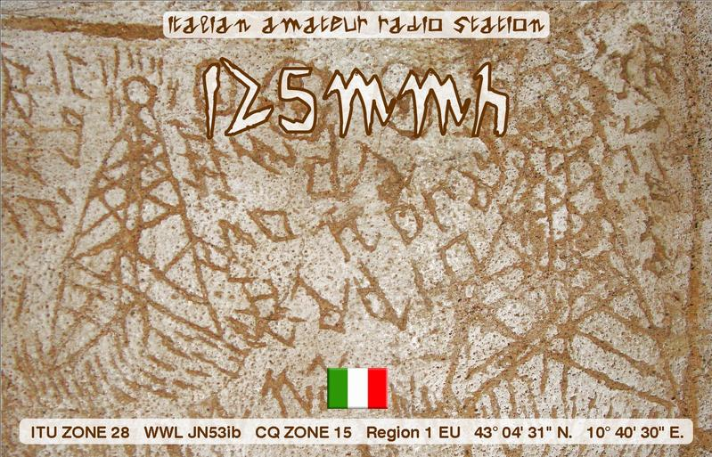 QSL image for IZ5MMH