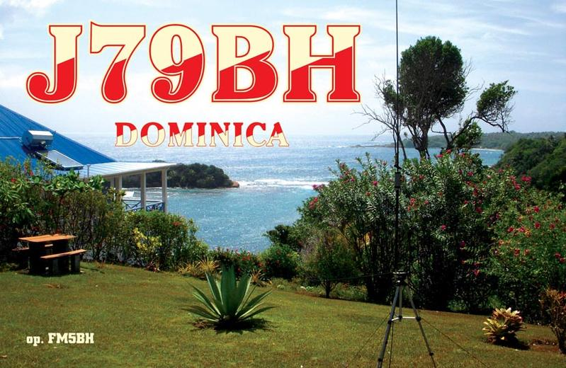 QSL image for J79BH