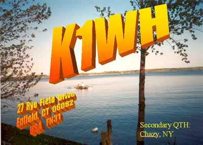 QSL image for K1WH
