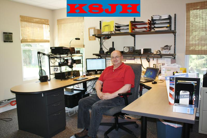 QSL image for K8JH