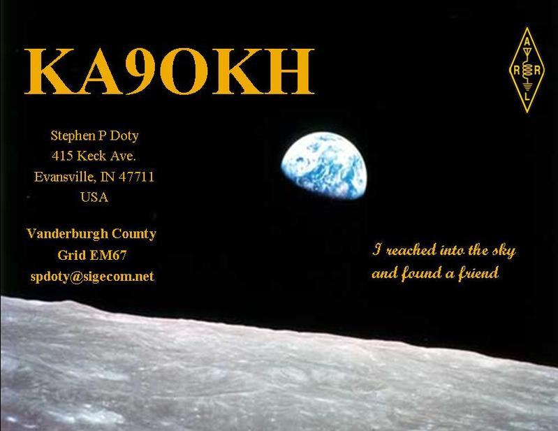 QSL image for KA9OKH