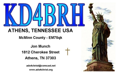 QSL image for KD4BRH