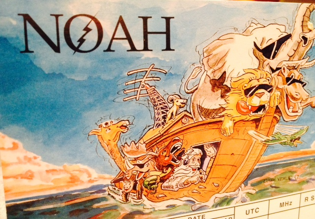 QSL image for N0AH